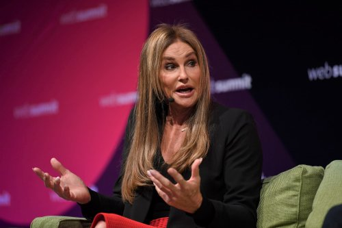 Caitlyn Jenner claims it's easier to come out as trans than as a Republican