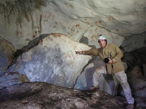 Mexicanos encontraron huellas de niños mayas con más de 1,000 años de antigüedad - México Desconocido