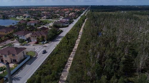 Florida Cabinet clears way for Miami-Dade's highway through Everglades wetlands