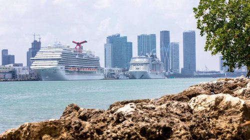 Here are the ships cruising from Florida ports