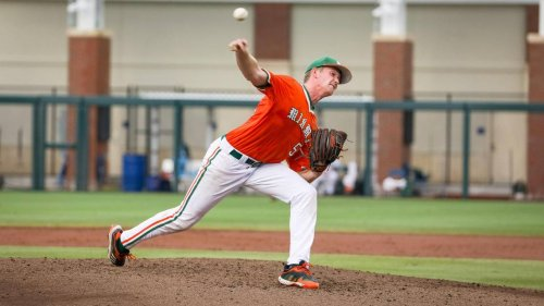 USF reigns in the rain to put Miami baseball on the brink of elimination