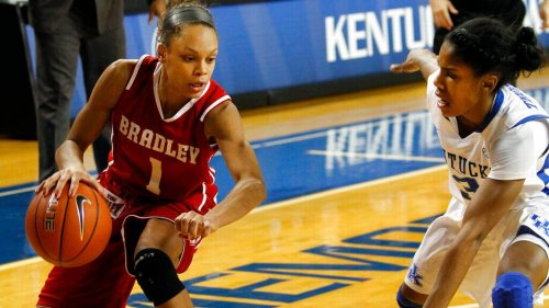 'Bachelorette' star Michelle Young was a college basketball star. See for yourself