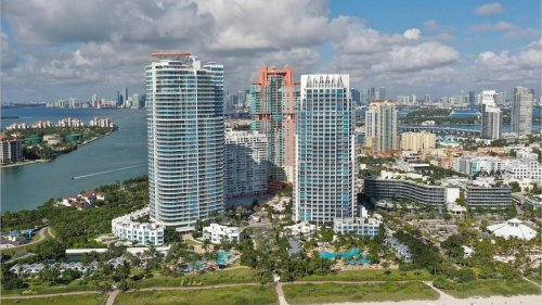 This luxury South Beach condo is mandating vaccines for employees, contractors