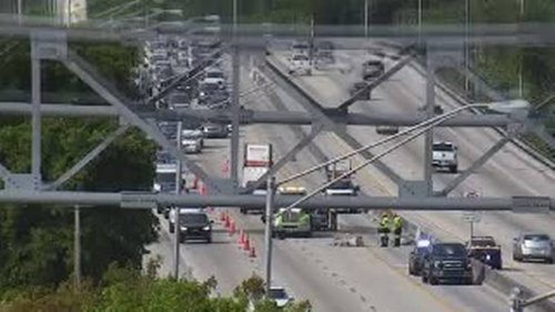 Here's why you should stay off the Florida Turnpike out of Miami-Dade this morning