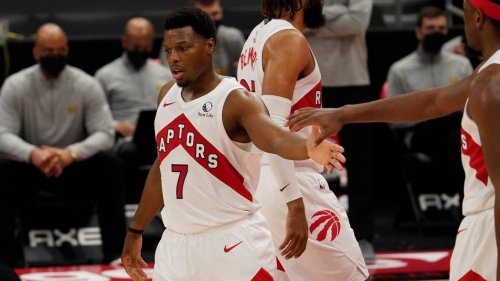The next veteran point guard to wear No. 7 with Heat? Kyle Lowry