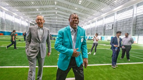 Dolphins' Ross unveils new $135 million training site as another reason team must win now   Opinion