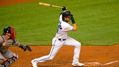 Miami Marlins avoid arbitration with Brian Anderson, give third baseman sizable pay raise
