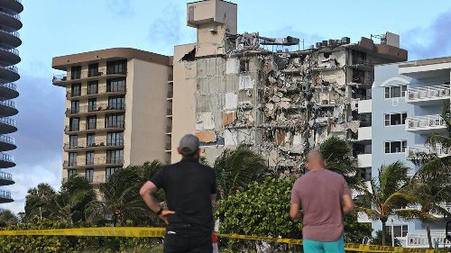 Surfside building that collapsed was starting a critical inspection process. What went wrong?
