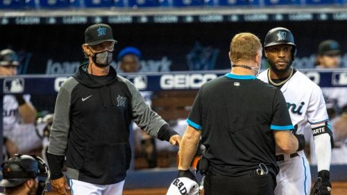 Podcast: How Starling Marte's injury impacts the Marlins and a dive into bullpen usage