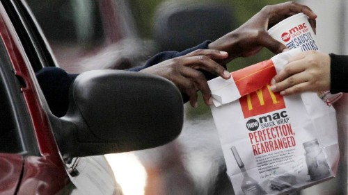 Over one-third of American children eat fast food every day, CDC data show