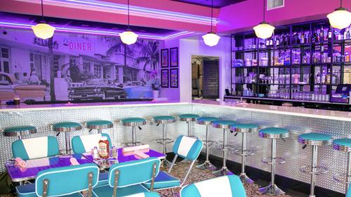 El David's Cafe de Miami Beach cerró el año pasado. Ahora un nuevo restaurante va a ocupar ese lugar
