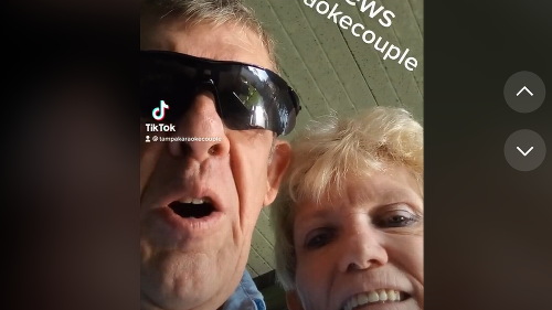 Tampa Karaoke Couple is suddenly famous: Watch Florida seniors break out into rap