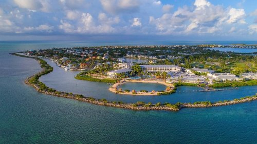 This waterfront Florida Keys spot was just named the best family resort in the U.S.
