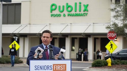 105 Publix pharmacies will offer COVID-19 vaccines in Florida. South Florida left out again