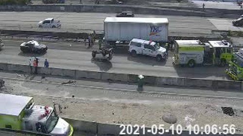 Here's why you want to avoid the southbound Florida Turnpike Monday morning