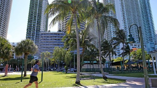 South Florida has an oversupply of condos. That's expected to change soon