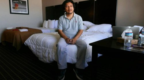 Injured cruise ship worker 'forgotten' after seven months in South Florida hotels