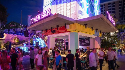 The Oasis is Wynwood's newest hot spot. Here's what to expect when you go