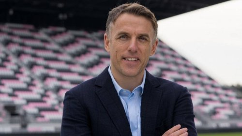 Phil Neville's longtime love affair with South Florida continues with Inter Miami job