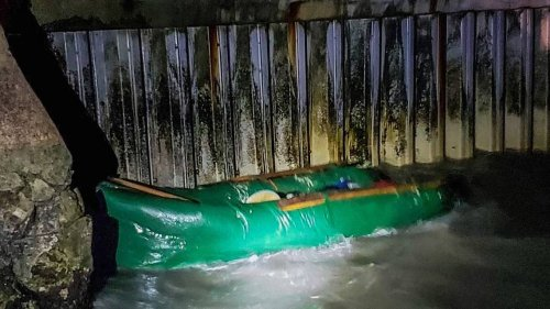 Cuban migrant landings continue in the Keys. This time, five people made it on a raft