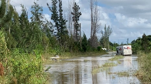 A 'little thumb sticking out in the Everglades' has cost taxpayers millions in flood control