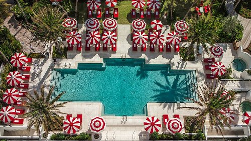 This waterfront Miami Beach spot was just named one of the best hotels in America