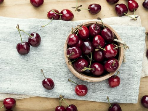10 beneficios de las cerezas que no conocías