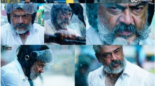Viswasam Movie Telugu Version Leaked Online in Tamilrockers Website