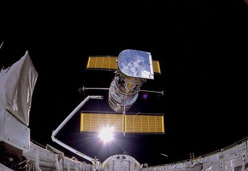 El telescopio espacial Hubble está parado por el fallo de un ordenador de a bordo