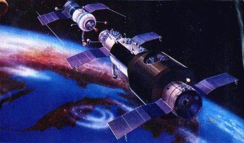 50 años del lanzamiento de la Salyut 1, la primera estación espacial de la historia