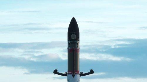 Rocket Lab pierde un cohete Electrón por tercera vez en su historia