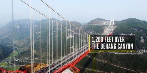 25 megaproyectos de ingeniería de todas partes del mundo