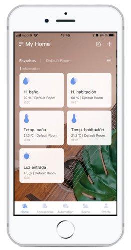 Como añadir sensores Xiaomi y compatibles a HomeKit pasando por China