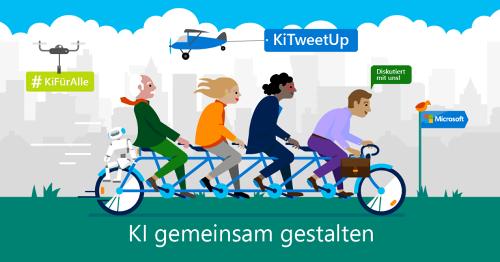 #KITweetUp zu künstlicher Intelligenz und Handel | News Center Microsoft