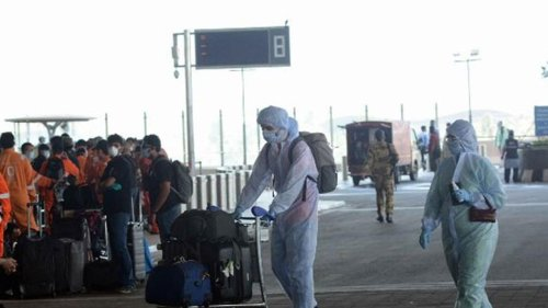 COVID-19: 18,000 Airports Authority of India employees not taking vaccine jabs due to fear, confusion