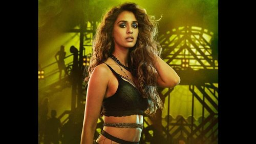 Disha Patani opens up about receiving immense love for Seeti Maar from audience
