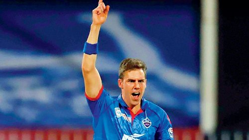 IPL 2021: Delhi Capitals pacer Anrich Nortje raring to go against Punjab Kings
