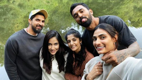 Have you heard? Athiya Shetty and KL Rahul out in the open