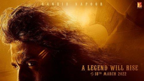 YRF teases Ranbir Kapoor's look, reveals the 'Mark of Shamshera' on the his birthday