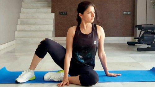 Bhagyashree, Raveena Tandon, Madhoo Shah share their fitness secret
