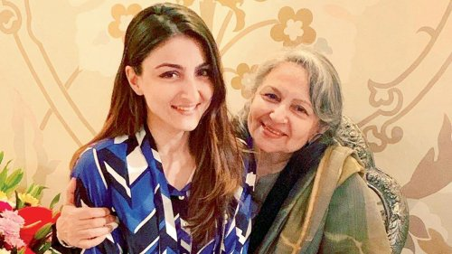 Sharmila Tagore and Soha Ali Khan to auction personal items for charity