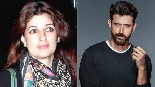 Twinkle Khanna thanks her neighbour Hrithik Roshan for doing his bit during Covid-19