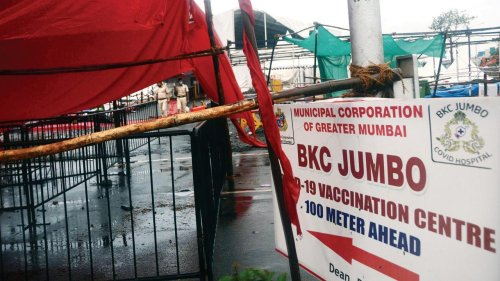 Covid-19 centres damaged due to Cyclone Tauktae will be restarted when required: BMC