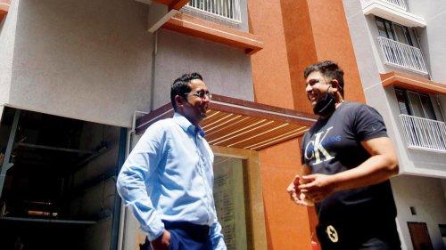 Mumbai: At this society, homeowners get gift of life-saving kit