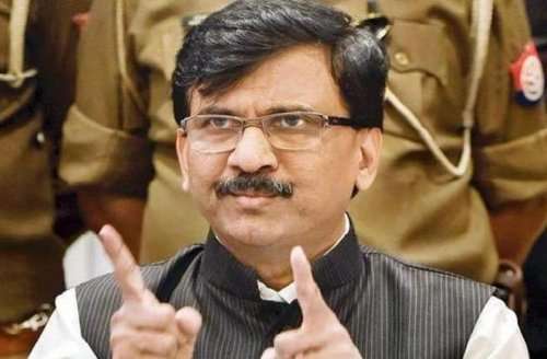 Sanjay Raut says Centre discrediting Maharashtra, states with non-BJP govts `for not controlling pandemic`