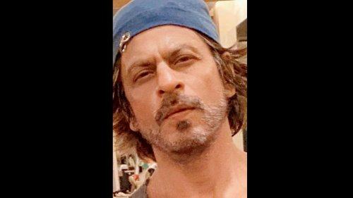 Have you heard? Shah Rukh Khan is ready to roar!