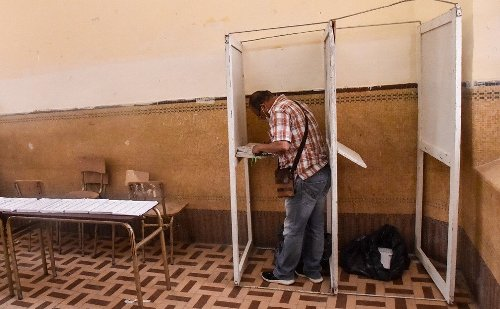 Algeria elections: Ruling party ekes ahead amid record low voter turnout