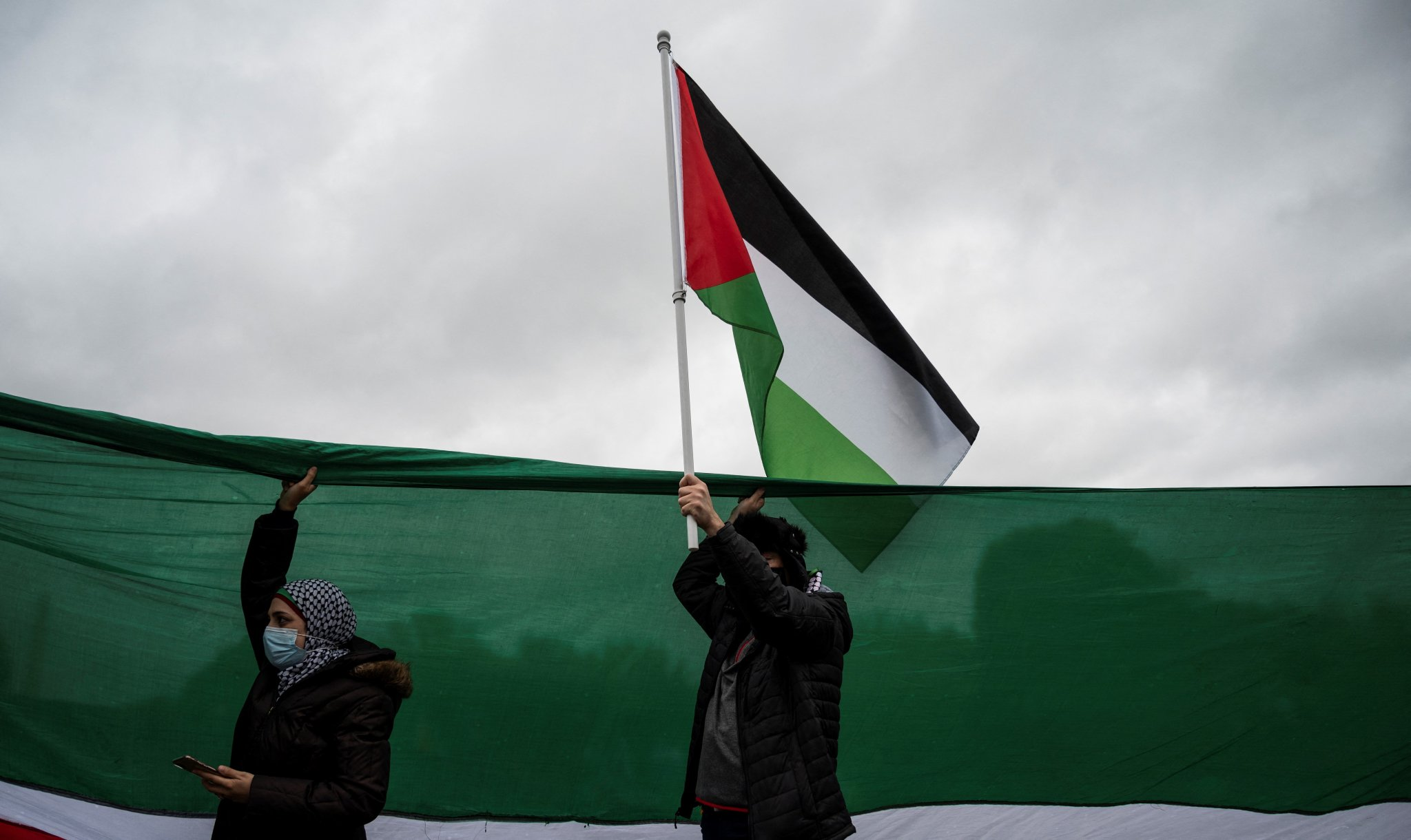 Israel-Gaza: Was the latest assault a tipping point in the Palestinian struggle?
