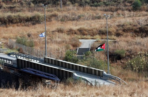 Israel agrees to increase water supply to Jordan after pressure from Biden