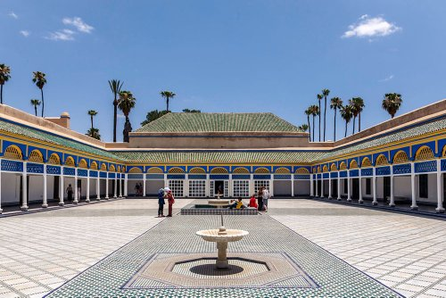 In pictures: Inside the Marrakech palace built by a former slave